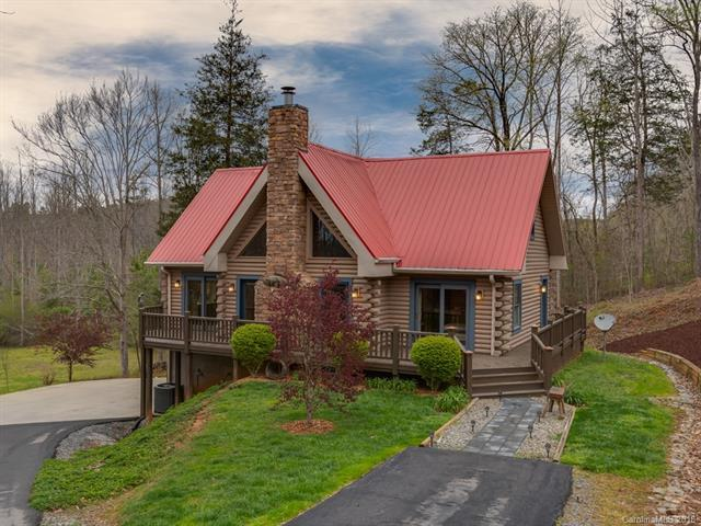 484 Creekside Circle, Rutherfordton, NC 28139 (#3380315) :: The Andy Bovender Team