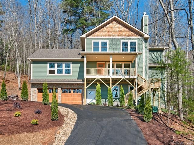 55 Mark Twain Road Pts 46 & 48, Asheville, NC 28805 (#3380349) :: Cloninger Properties