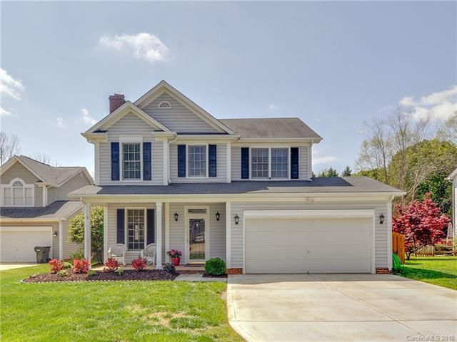 4120 Woodbury Terrace, Concord, NC 28027 (#3380353) :: Scarlett Real Estate