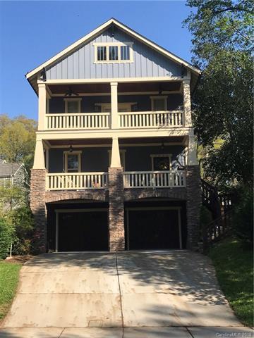 1025 Spruce Street, Charlotte, NC 28203 (#3380367) :: Charlotte's Finest Properties