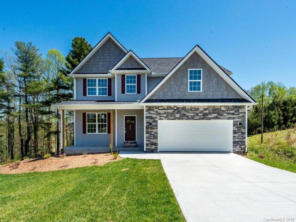 324 Tryon View Drive #5, Flat Rock, NC 28731 (#3380425) :: The Premier Team at RE/MAX Executive Realty