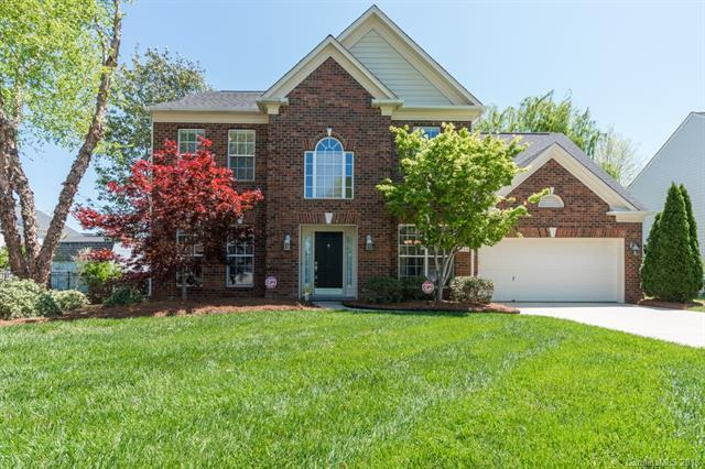4394 Winterwood Lane, Harrisburg, NC 28075 (#3380569) :: Odell Realty Group