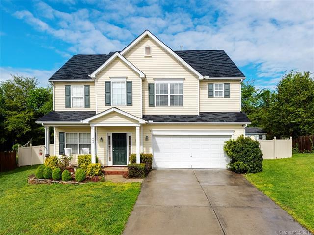 466 Pebble Stone Court NW, Concord, NC 28027 (#3380630) :: Scarlett Real Estate