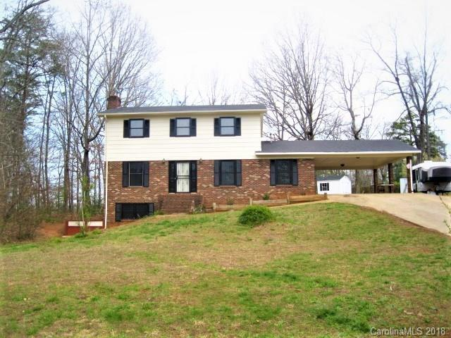 794 Rock Corner Road, Forest City, NC 28043 (#3380661) :: Washburn Real Estate