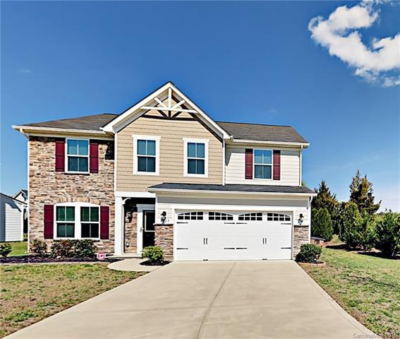 1007 Cabra Court, Indian Trail, NC 28079 (#3380662) :: Scarlett Real Estate