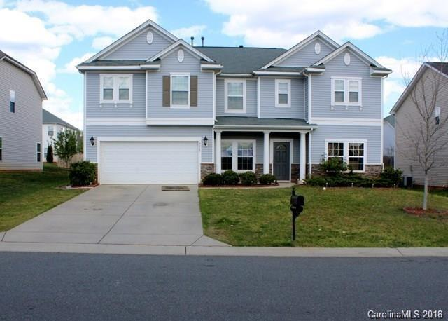 9929 Markus Drive, Mint Hill, NC 28227 (#3380674) :: Odell Realty Group
