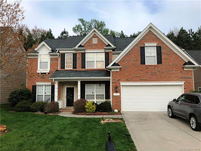 12319 Mcallister Park Drive, Charlotte, NC 28277 (#3380682) :: The Ramsey Group