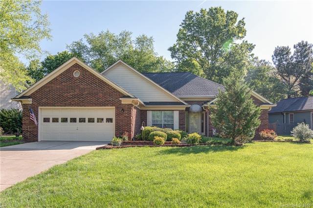 6510 Conifer Circle #47, Indian Trail, NC 28079 (#3380707) :: Robert Greene Real Estate, Inc.