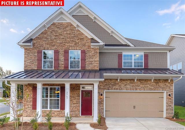 11312 Trailside Road NW Lot 5, Huntersville, NC 28078 (#3380743) :: High Performance Real Estate Advisors