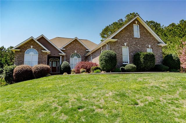 101 Blackhawk Ridge Court, Granite Falls, NC 28630 (#3380777) :: Rinehart Realty