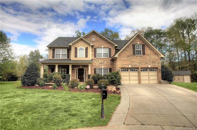 2121 Willowcrest Drive, Waxhaw, NC 28173 (#3380803) :: The Elite Group