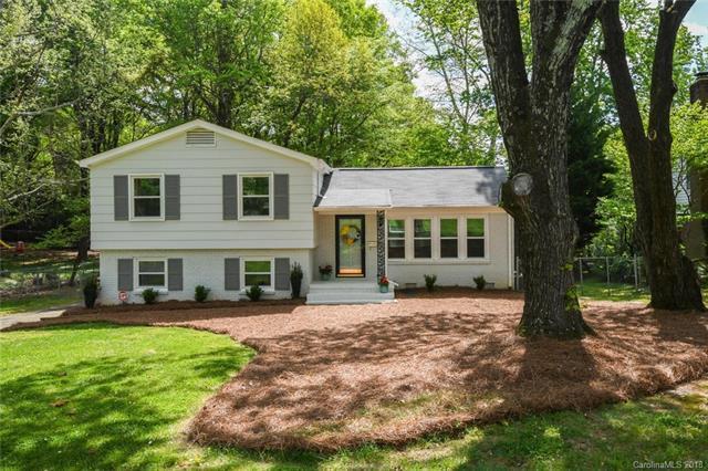 3739 Rhodes Avenue, Charlotte, NC 28210 (#3380841) :: High Performance Real Estate Advisors