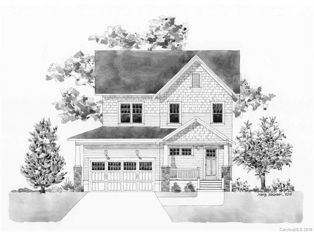 1624 Ellison Street #1, Charlotte, NC 28204 (#3380871) :: High Performance Real Estate Advisors