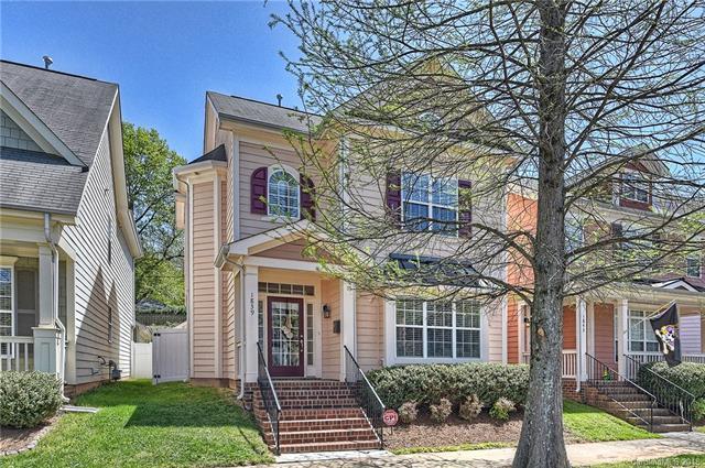 1839 Lela Avenue 18B, Charlotte, NC 28208 (#3380877) :: The Ramsey Group