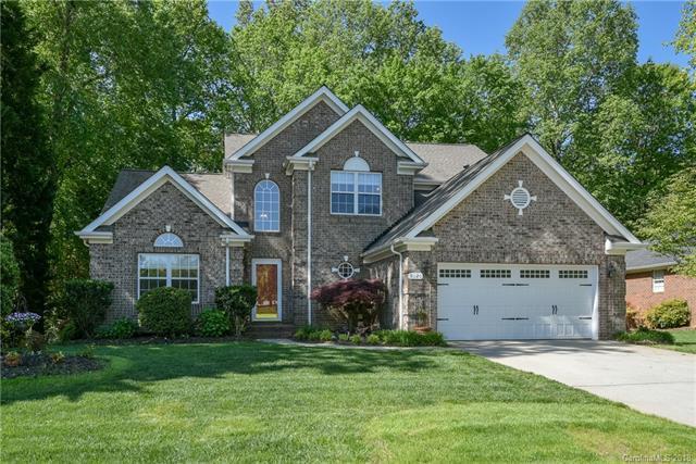 9020 Brentfield Road, Huntersville, NC 28078 (#3380892) :: High Performance Real Estate Advisors