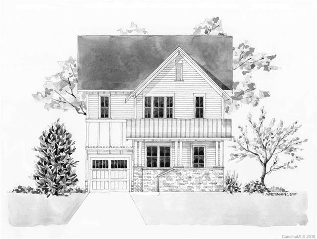 1628 Ellison Street #2, Charlotte, NC 28204 (#3380896) :: High Performance Real Estate Advisors
