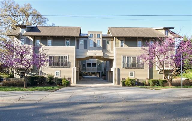 1328 Ordermore Avenue #3, Charlotte, NC 28203 (#3380938) :: Team Lodestone at Keller Williams SouthPark
