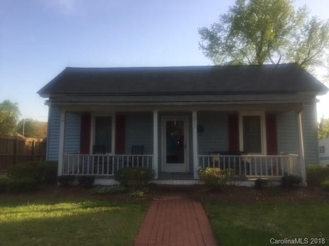 1011 Valley Street #5, Kannapolis, NC 28081 (#3380979) :: Odell Realty Group