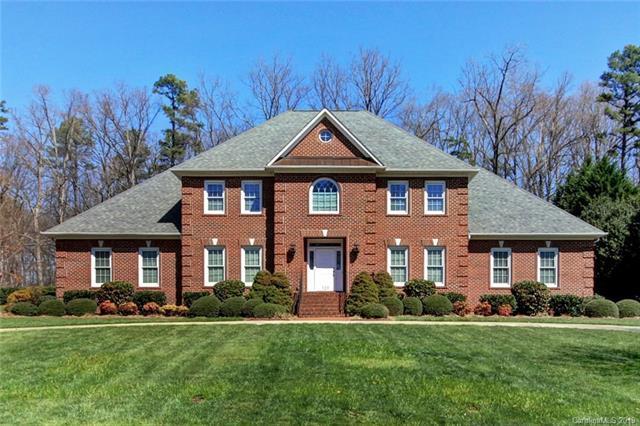 120 Columbine Drive, Statesville, NC 28625 (#3381039) :: Scarlett Real Estate