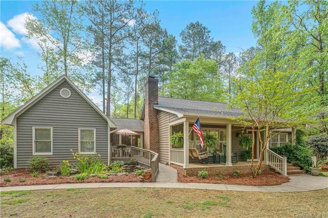 4507 Rockwood Drive, Waxhaw, NC 28173 (#3381197) :: Scarlett Real Estate