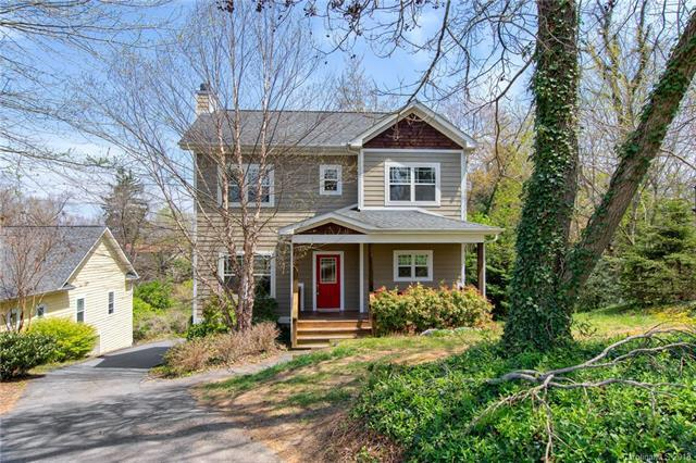 29 Winding Road, Asheville, NC 28803 (#3381222) :: Puffer Properties