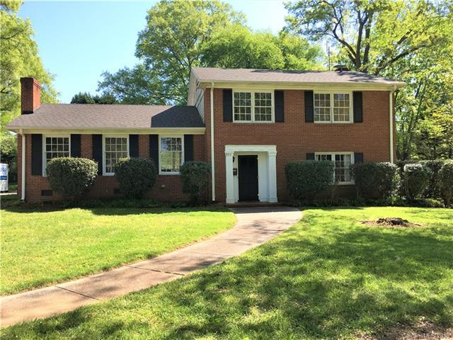 3511 Fielding Avenue, Charlotte, NC 28211 (#3381277) :: Besecker Homes Team