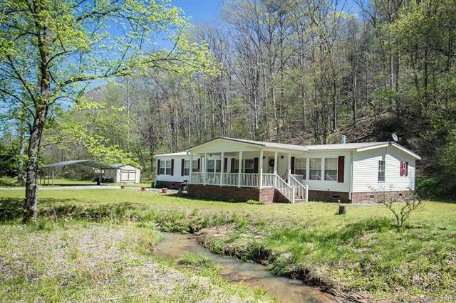 341 Island Creek Road, Lake Lure, NC 28746 (#3381300) :: Washburn Real Estate