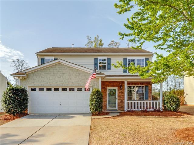 6607 Blackwood Lane, Waxhaw, NC 28173 (#3381548) :: Cloninger Properties
