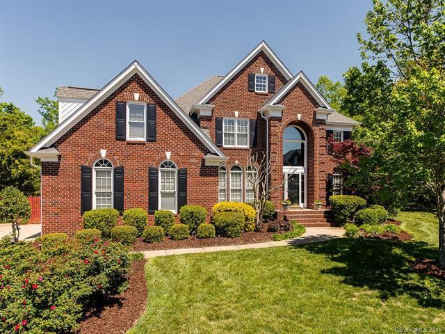 9104 Kalanchoe Drive, Matthews, NC 28105 (#3381582) :: Scarlett Real Estate
