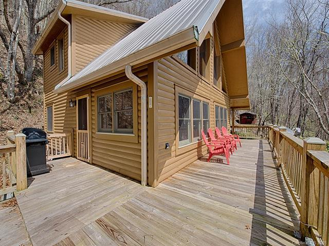 75 Quail Ridge Drive, Maggie Valley, NC 28751 (#3381626) :: Exit Mountain Realty