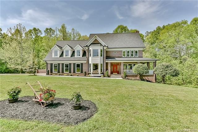 3495 Mull Creek Lane, Claremont, NC 28610 (#3381760) :: The Andy Bovender Team