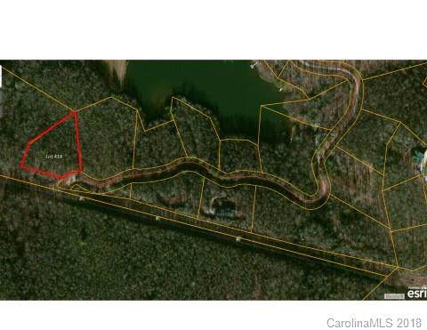0 Lakeview Drive #418, Tryon, NC 28782 (#3381803) :: Caulder Realty and Land Co.