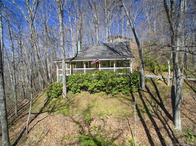 445 Allison Drive, Maggie Valley, NC 28751 (#3381917) :: Robert Greene Real Estate, Inc.