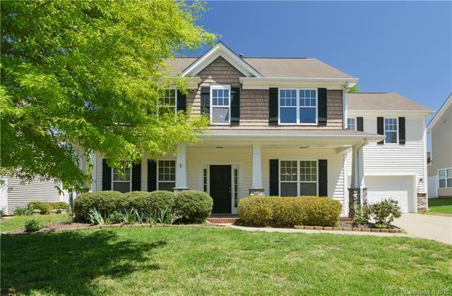 4012 Magna Lane, Indian Trail, NC 28079 (#3381924) :: Stephen Cooley Real Estate Group
