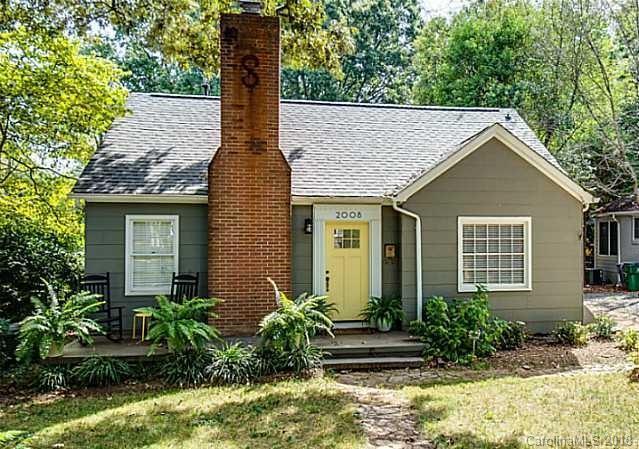 2008 Chatham Avenue, Charlotte, NC 28205 (#3381930) :: SearchCharlotte.com