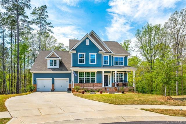 2121 Howards Mill Lane, Waxhaw, NC 28173 (#3381948) :: Phoenix Realty of the Carolinas, LLC