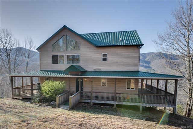 1601 Cold Springs Drive, Maggie Valley, NC 28751 (#3381955) :: Scarlett Real Estate
