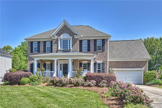 10523 Persimmon Creek Drive, Mint Hill, NC 28227 (#3381998) :: High Performance Real Estate Advisors