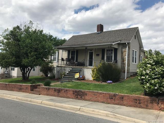 61 Third Street, Marion, NC 28752 (#3382009) :: High Performance Real Estate Advisors