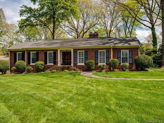 4149 Melchor Avenue, Charlotte, NC 28211 (#3382013) :: LePage Johnson Realty Group, LLC