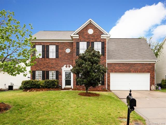 5190 Courtfield Drive, Indian Trail, NC 28079 (#3382015) :: Scarlett Real Estate