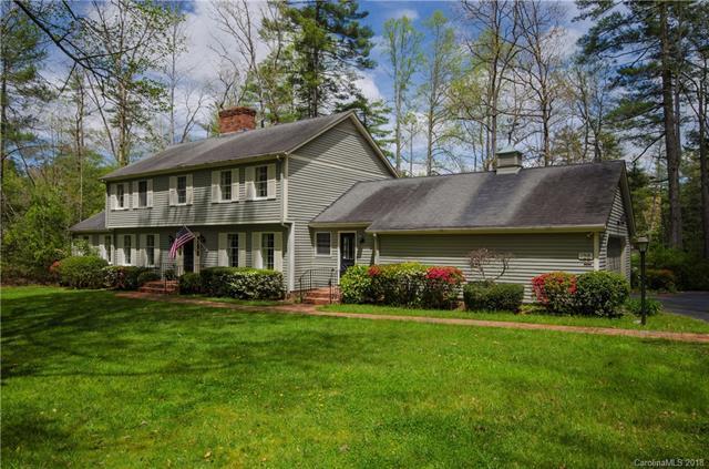 126 Hudson Drive, Hendersonville, NC 28739 (#3382067) :: High Performance Real Estate Advisors