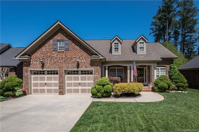 1014 Brookhollow Court, Indian Trail, NC 28079 (#3382157) :: The Elite Group