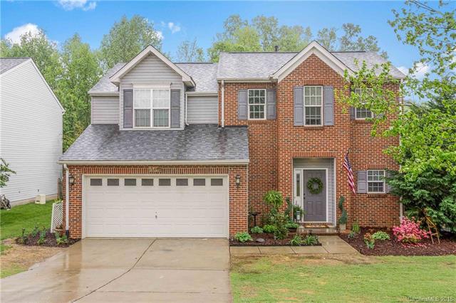 15850 Circlegreen Drive #41, Charlotte, NC 28273 (#3382183) :: MECA Realty, LLC
