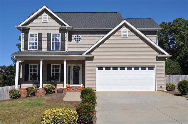 3176 St Vincent Drive, Claremont, NC 28610 (#3382192) :: LePage Johnson Realty Group, LLC