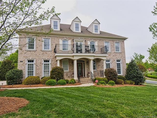 9439 Wallace Pond Drive, Huntersville, NC 28078 (#3382200) :: LePage Johnson Realty Group, LLC