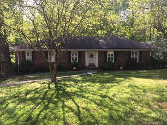 1811 Summerhill Drive, Charlotte, NC 28212 (#3382289) :: High Performance Real Estate Advisors