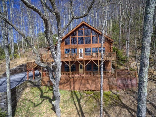 582 Tsalagi Trail, Maggie Valley, NC 28751 (#3382292) :: Puffer Properties