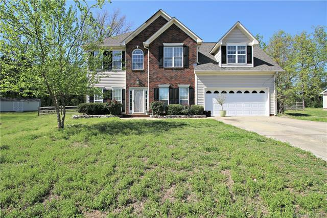 3174 Yates Mill Drive, Concord, NC 28027 (#3382309) :: The Ramsey Group