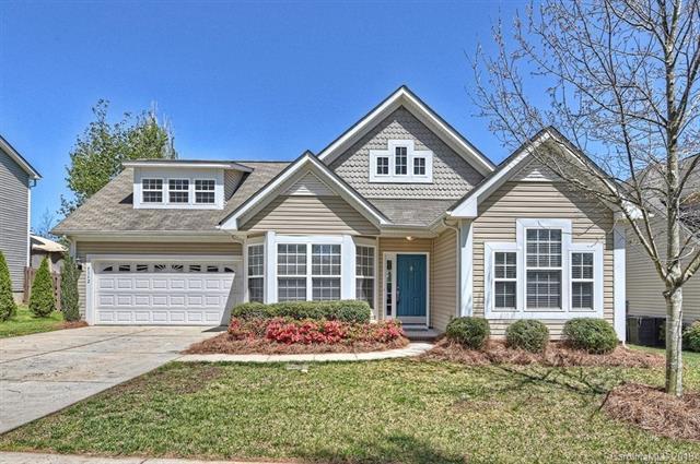 5342 Colonial Garden Drive, Huntersville, NC 28078 (#3382338) :: Besecker Homes Team